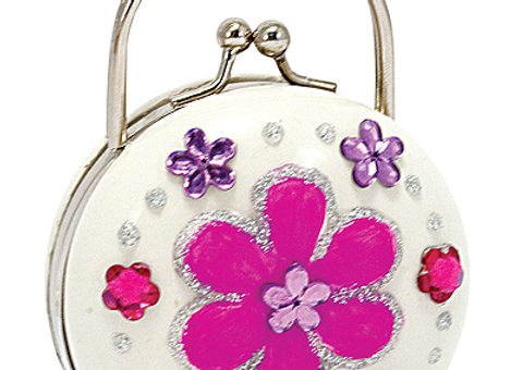MELISSA & DOUG Decorate Your Own Petite Purse