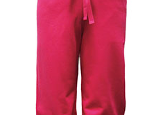 Hot Pink Kick Off Capri