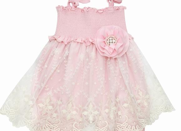 HAUTE BABY - Lacey Rose infant girls bubble dress