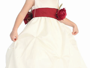 The Best Flower Girl Accessory