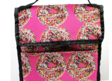 LB1 Donuts Insulated Lunch Bag