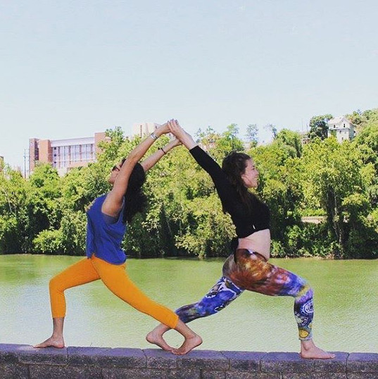 Tag your yogi friend and save the date!