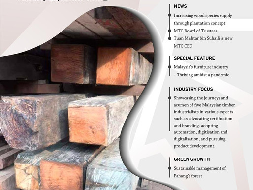 MTC Timber Malaysia Sept - Oct issues 2020