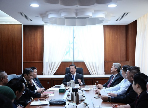 Mesyuarat YB Timbalan Menteri MPIC Bersama MFC