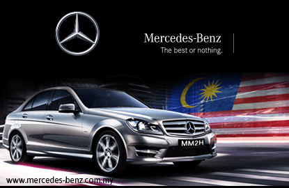 Mercedes-Benz Corporate Sales Campaign