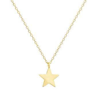 Cadena Dorada y Estrella (Star)