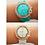 Thumbnail: Reloj Dorado y Caucho