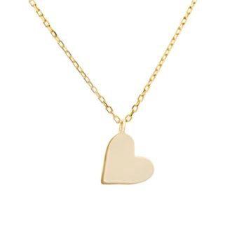 Cadena Dorada Heart (Corazón)