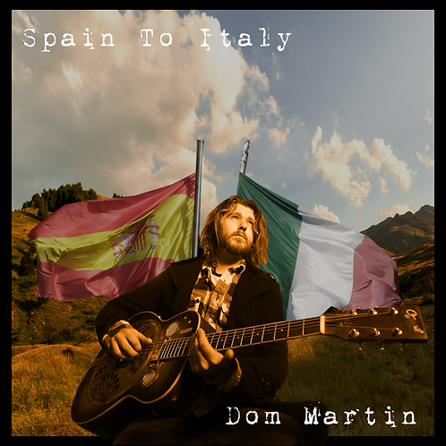 Spain To Italy CD