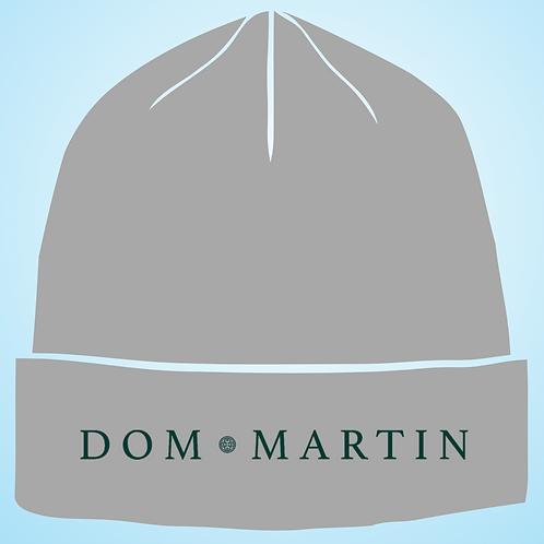 Dom Martin Beanie in Grey Heather
