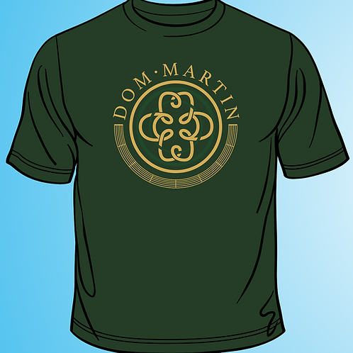 Mens Dom Martin T-Shirt Size XL