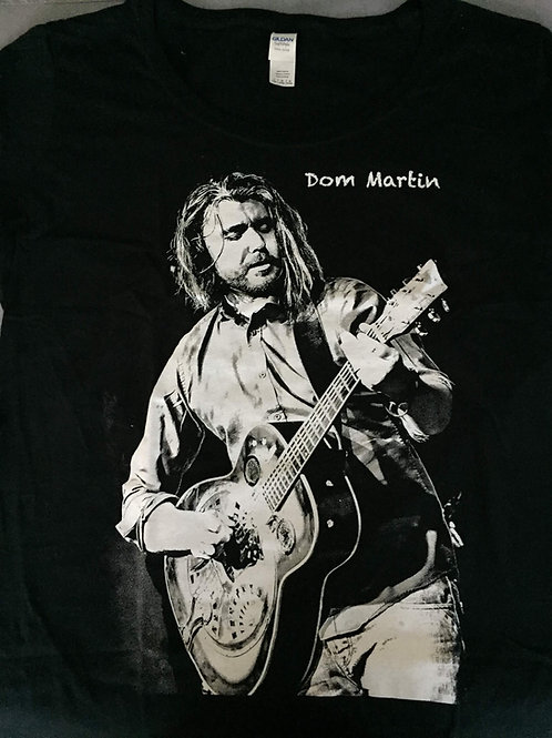 Men's Dom Martin Original T.Shirt Size XXL