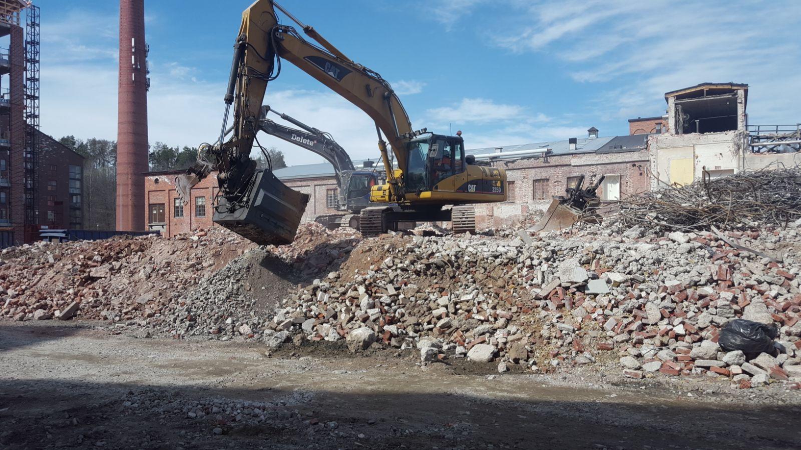 Viper VPCV 22 crushing site in Finland.j