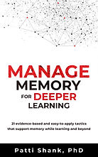 BDT ebook cover Manage memory for deeper