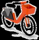 vélo jump uber
