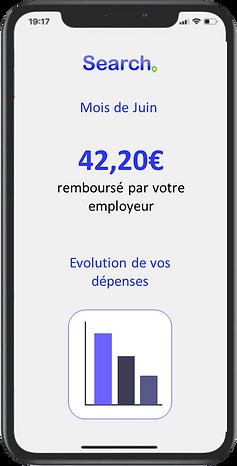 L'application Search Mobility, solution de gestion et retribution du forfait mobilité durable