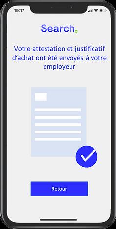 L'application Search Mobility, solution de gestion du forfait mobilité durable par l'attestation sur l'honneur automatisée