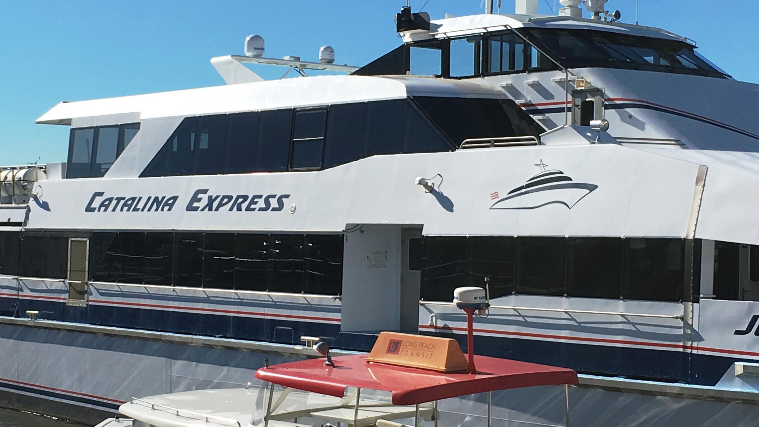 Catalina Express image