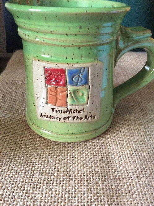 Made Locally TerraNichol Academy School Mug