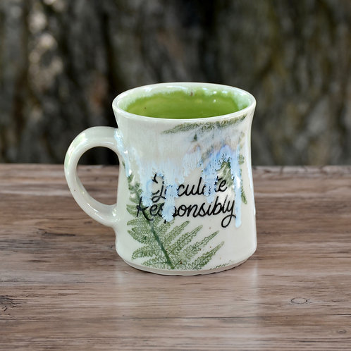Ejaculate Responsibly Mug