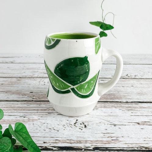Lime Mugs