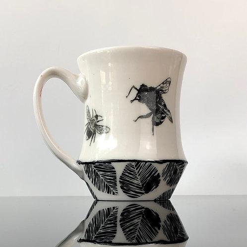 Bee-utiful Mug | Yellow Inside