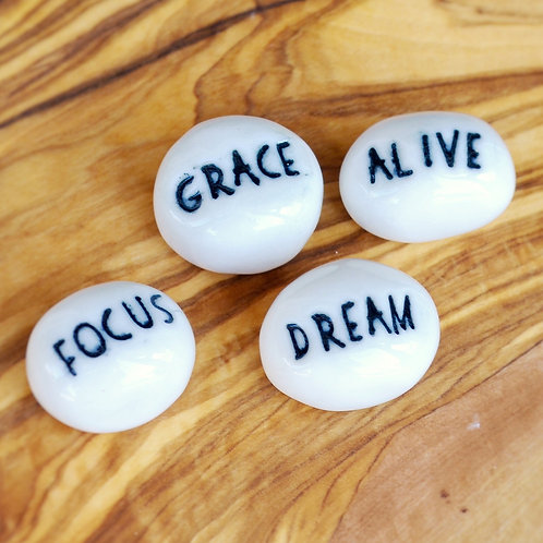 Intentional Touchstones | Set of 4