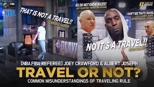[TRAVEL OR NOT?] 트래블링 룰 번외편. 제일 많이 오해하는 피벗, 게더 룰에 대한 NBA, FIBA 심판과의 대화