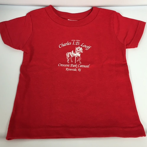Infant and Toddler Carousel T-Shirt