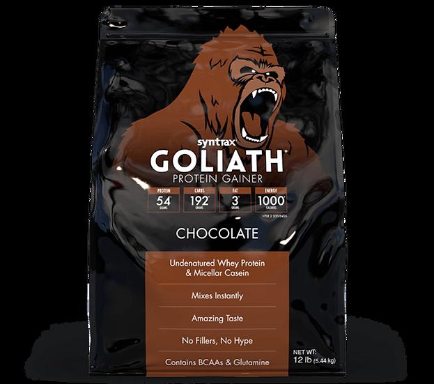 Gollath Weight Gainer - Syntrax
