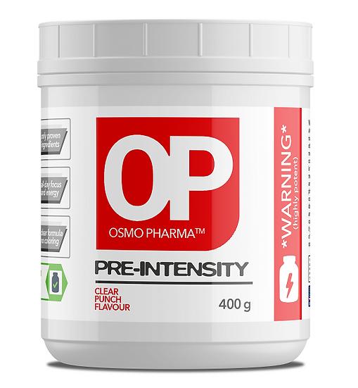 Pre Intensity - Osmo Pharma