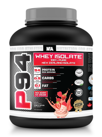 P - 94 -  Whey Isolate - NFA - BEST TASTING AND NUMBER ONE SELLING 2020