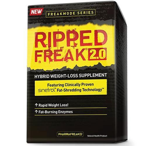 Ripped Freak 2.0 - Pharma Freak
