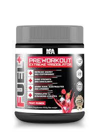 Fuel - Preworkout - NFA
