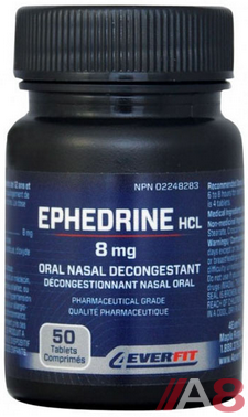 Ephedrine - 4 Ever Fit