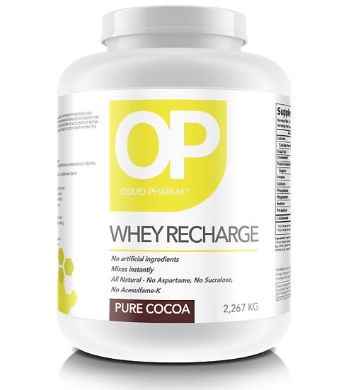 Whey Recharge - Osmo Pharma
