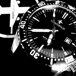 FlightCopilot Men's Automatic Pilot Watch