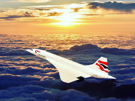 Concorde - birth and death!
