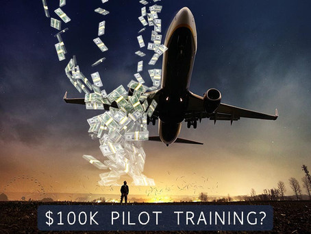 Is spending $100k to become a Pilot worth it?