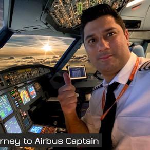 Capt. Faraz (@FlightCopilot) - My journey to becoming an Airline Pilot.