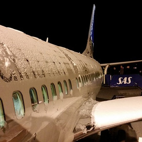 Winter Flying - Deicing.