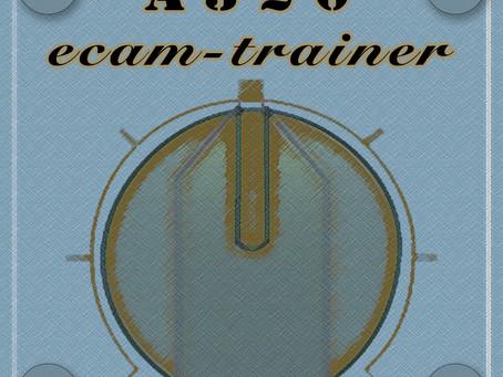 Airbus A320 ecam trainer...