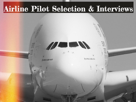 Typical Airline Pilot job interview & selection questions