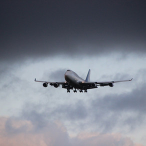 Flying in bad weather or turbulence?