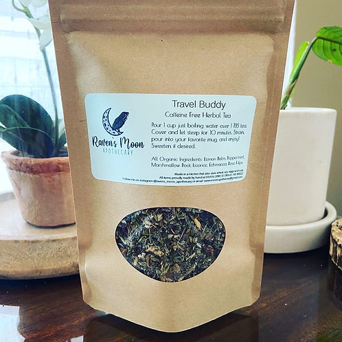 Travel Buddy Herbal Tea