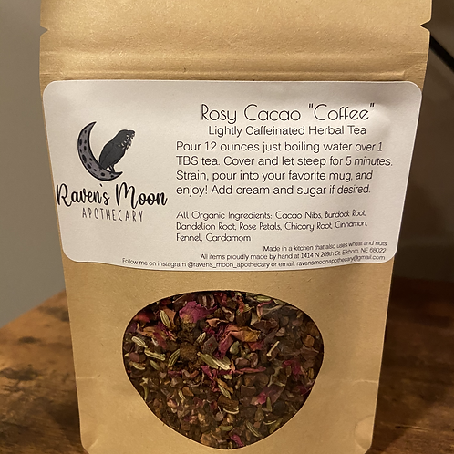 Rosy Cacao Coffee