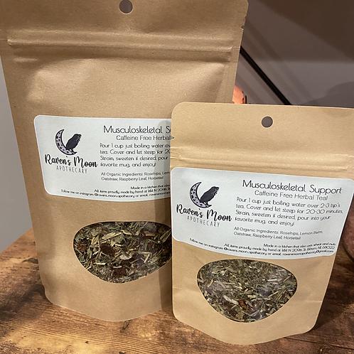 Musculoskeletal Support Tea