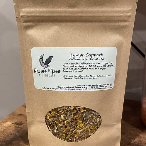 Lymph Support Tea