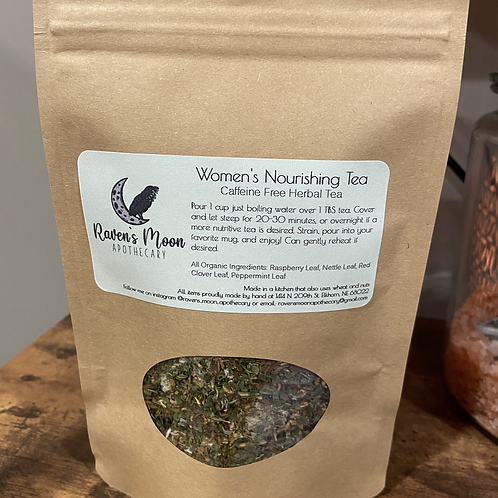 Women's Nourishing Blend Tea