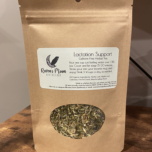 Lactation Support Tea